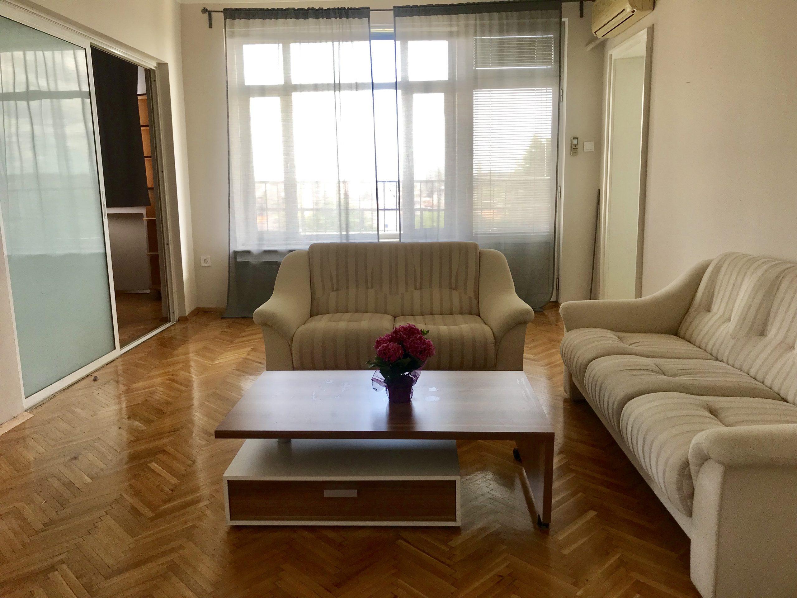 Тристаен апартамент под наем, до парк Заимов, гр. София